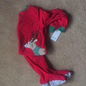 Footed pajama
